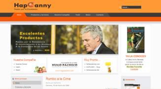 Sitio Web de HAPCANNY - Pasion por la Excelencia